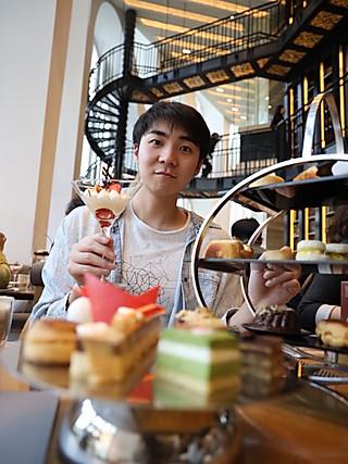 """羽蒙儿的北京康莱德酒店✖️戴尔玩转""""灵动办公"""""""