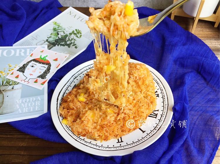 芝士泡菜炒饭 火花四射、魅力无穷😃😄图9