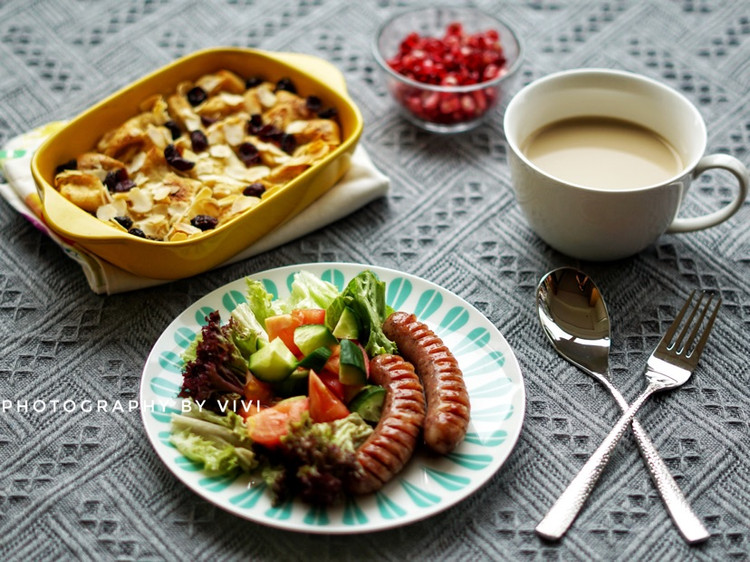 每天都要好好吃早餐~图2