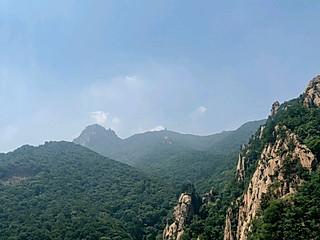 华梦霓裳的七月祖山|游塞北小黄山,一起去看山河云海~