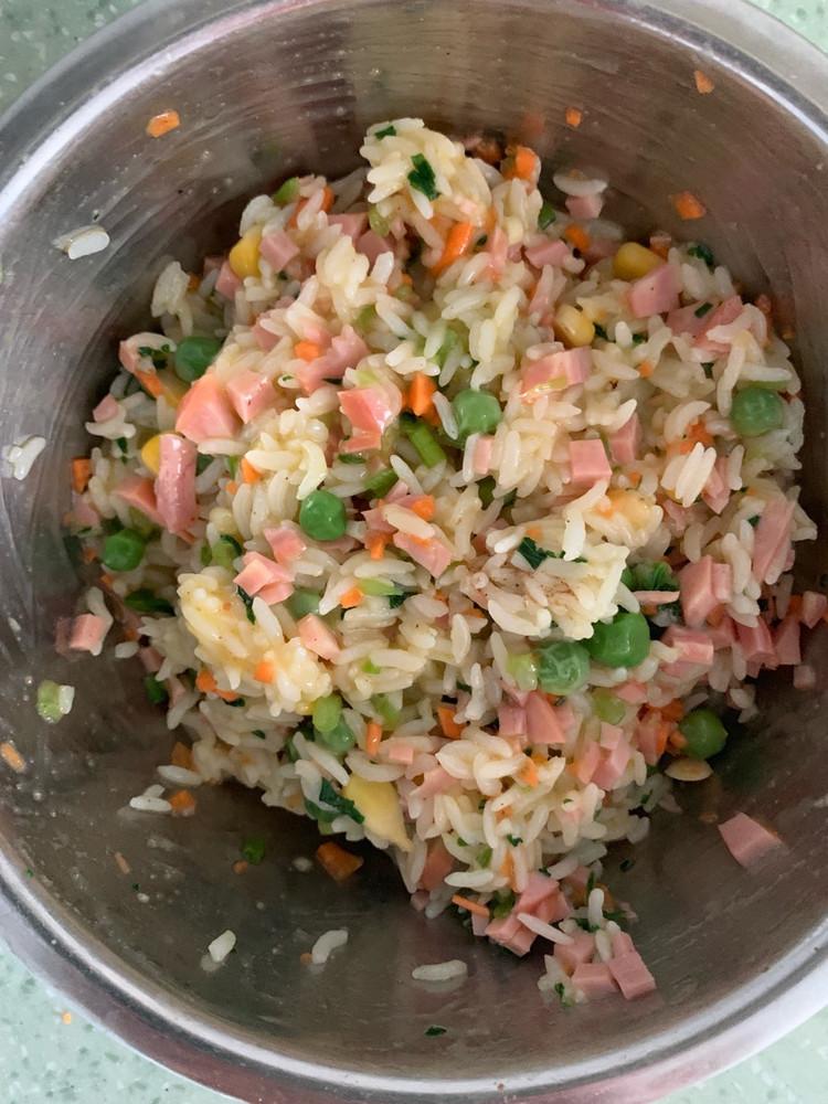 杂蔬大米饼图4