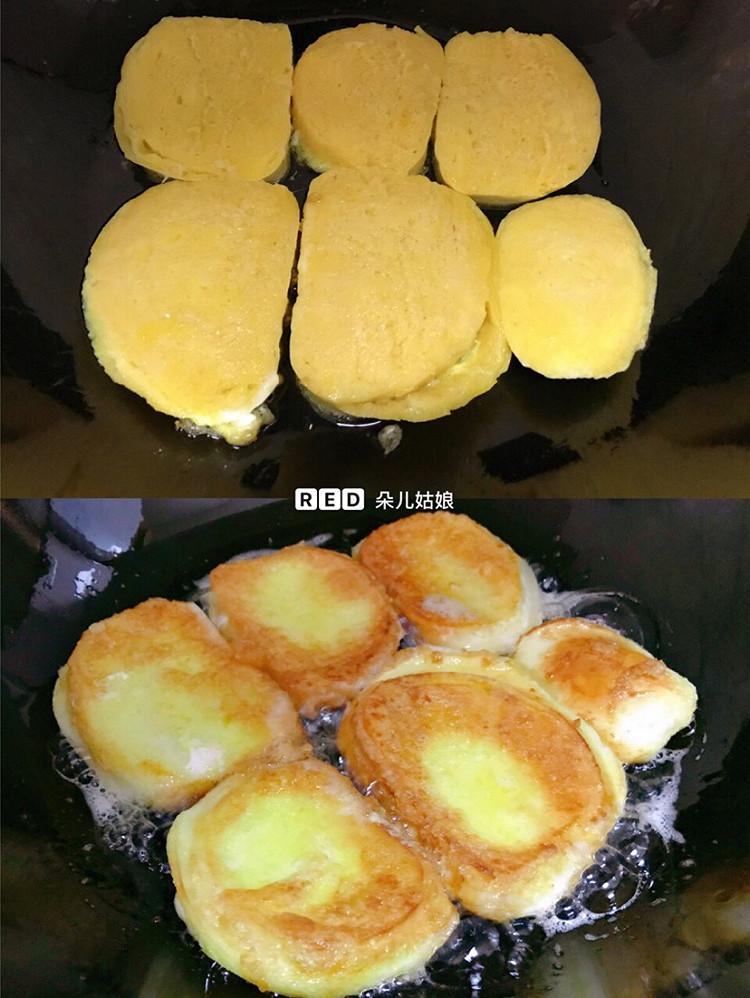 ㊙️馒头这样做比面包还好吃❗️五分钟教会你‼️好吃到流口水的图4