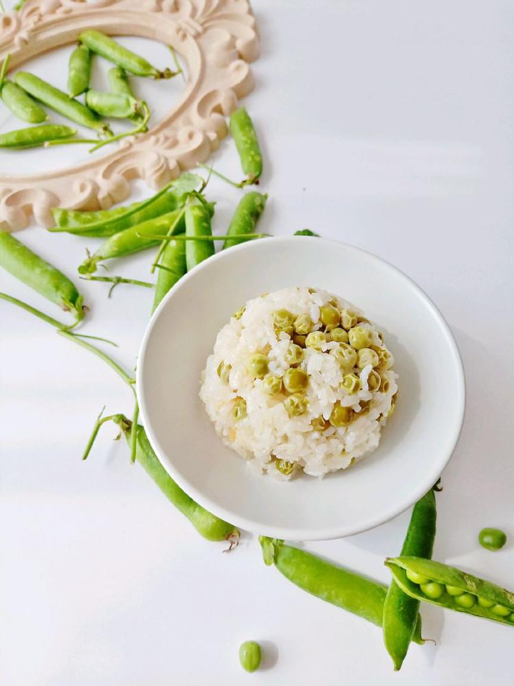 妈妈的味道--豌豆饭(如这人生:简简单单便是最美好的)图1