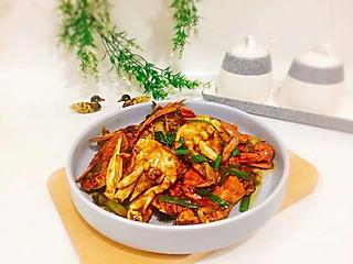 皓皓的厨娘的味美万家 鲜领天下+姜葱炒螃蟹