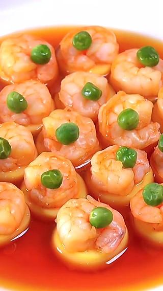 闫小亮美食的玉子虾仁豆腐
