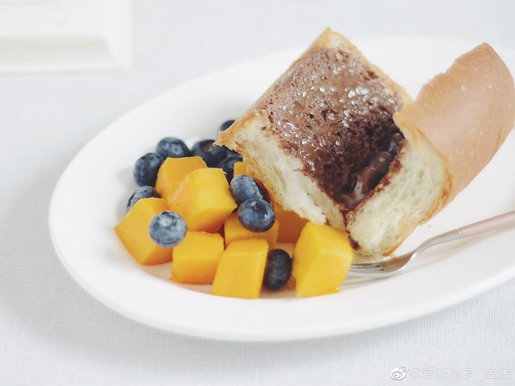 关于淡奶油土司的早餐图8