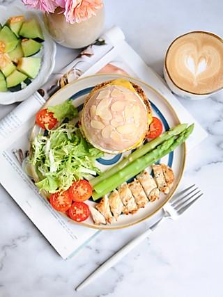 椛吃的为自己做一顿营养美味的早餐,迎来元气满满的周末~