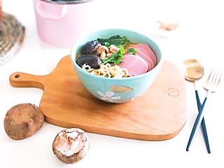 阿茶子-创意料理组的吃出仪式感的辛拉面