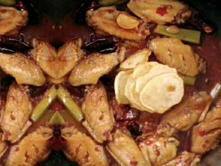 你没有试过的麻辣香锅版鸡翅,来看看吧图6
