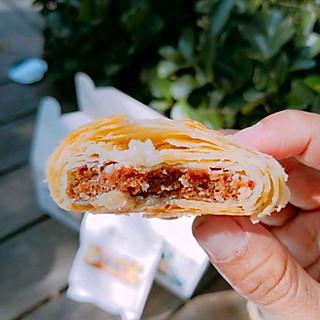 北纬yhz的青州古城鲜花饼#家乡特色美食我来推