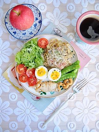 椛吃的让我对清晨多了一份期待的是:一顿健康美味的早餐~