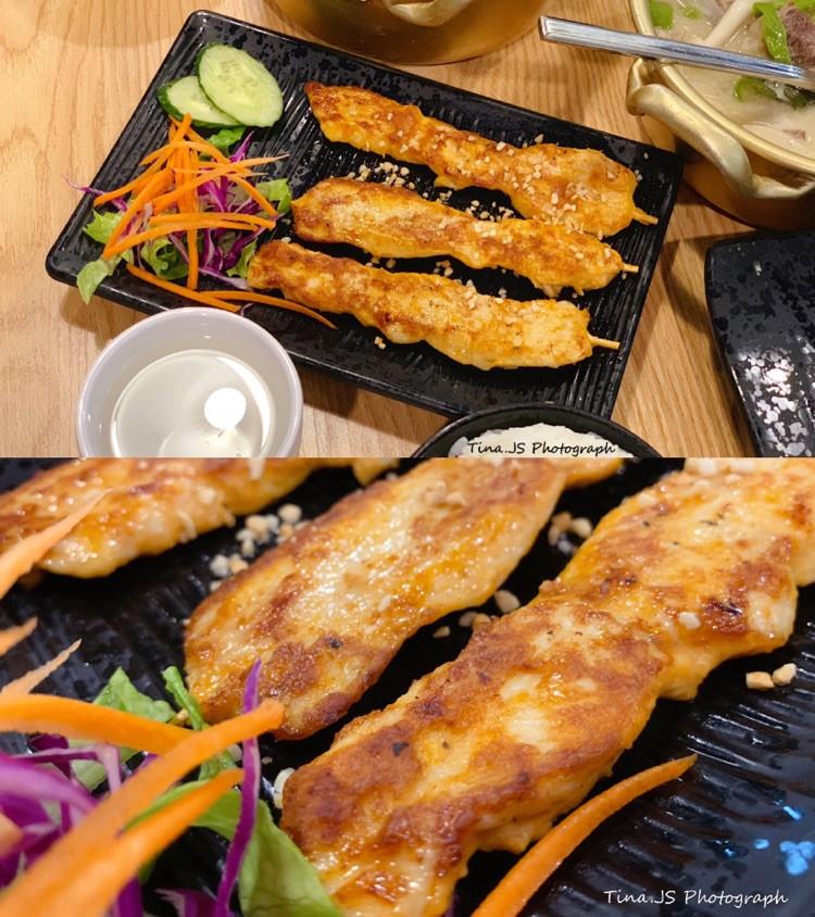 拔草东南亚餐厅【俏越餐厅】有好吃的「招牌越南牛肉粉」和「私房焦糖椰香烤香蕉」图9