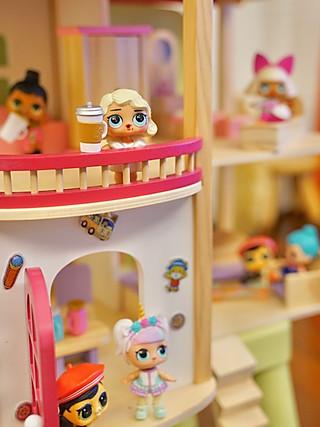 affrayzhao的每个女孩都有一个娃娃梦