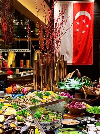 惠声惠色117的8月19日至8月23日北京千禧大酒店开启新加坡美食之旅