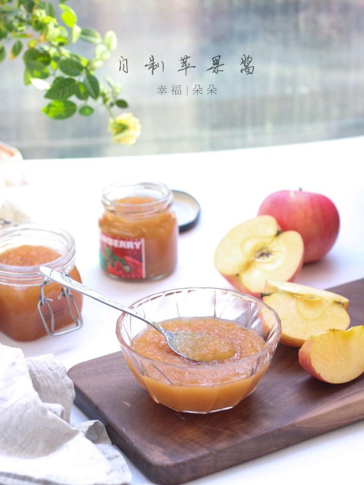 自制苹果酱,健康又美味~图1