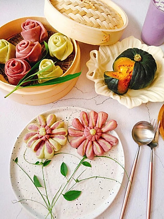 linglingxixi的来,送你一盒颜色美腻的玫瑰花