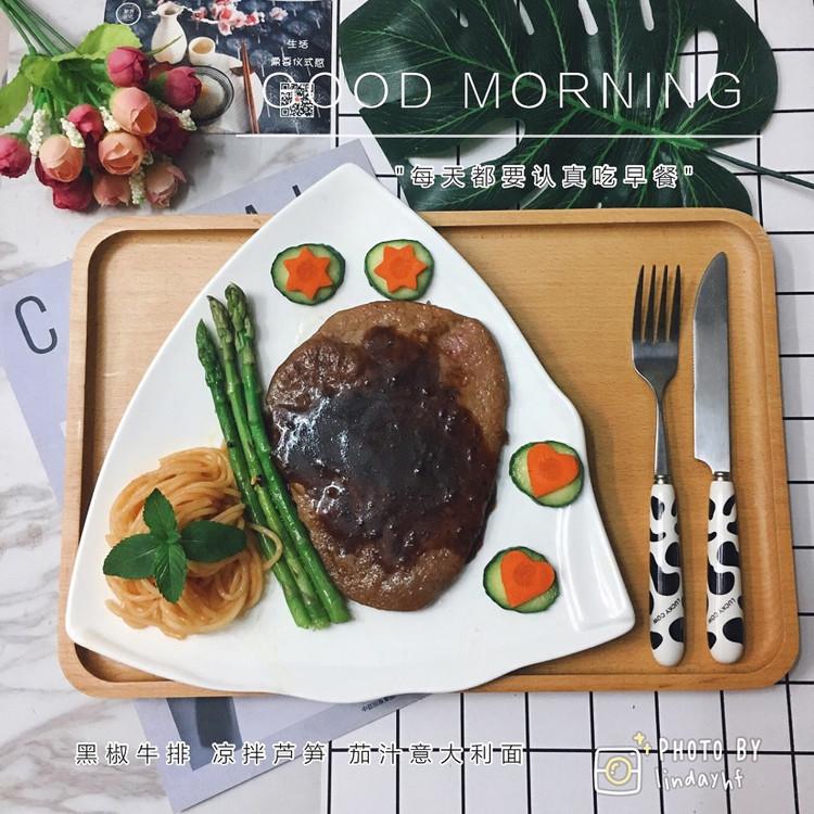 每天都要认真吃早餐,我家的早餐-第1218图1