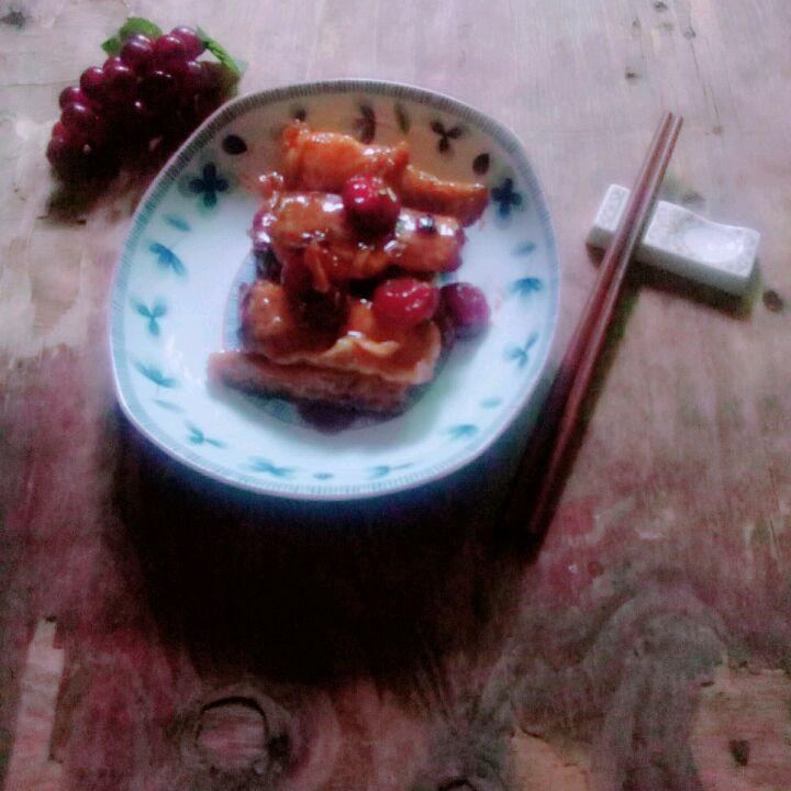 苏杭美食一梅香带鱼图2
