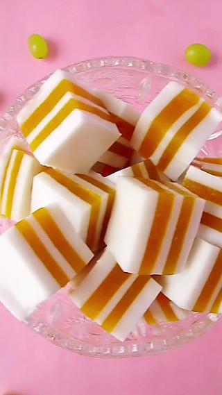 超级幸运辣的🌟夏日高颜值0失败超美味小甜品💯制作简单 可爱Q弹