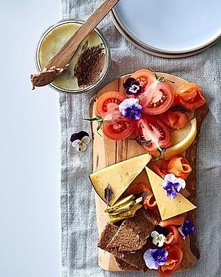 吃货少女豆小白的9款高颜值早餐,为你开启一整天的满满元气~