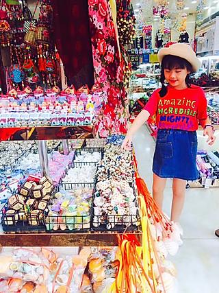 鈅鈅宝妈咪的三亚亲子游2 第一市场
