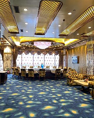 果洛多的海安金砖酒店