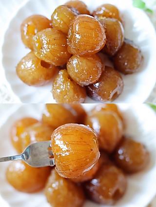 君子恩的红枣别再直接吃了!用冰糖做点蜜枣,甜甜蜜蜜