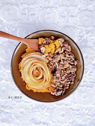 y颜女子的番薯核桃玫瑰水蜜桃了解一下,吃了你就会爱上它~