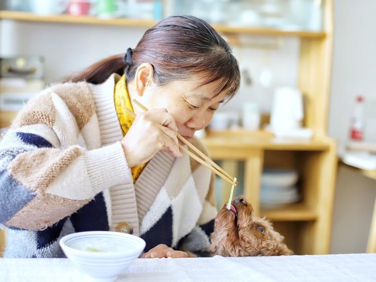 喵の早餐 | 妈妈会做啥早餐?第四款红薯稀饭图5