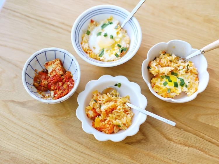 喵の早餐   有哪些用米饭做的好吃料理?第六款番茄炖饭窝蛋图7