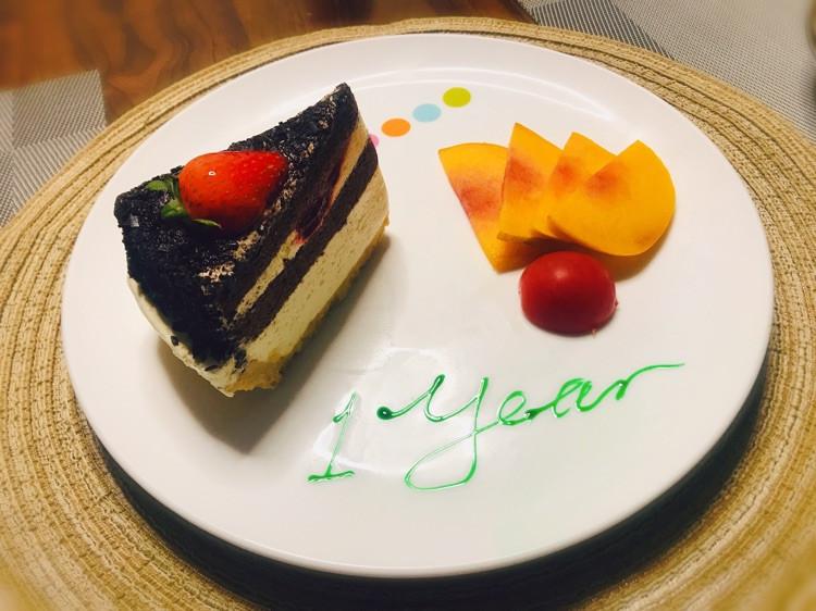 #结婚领证1️⃣周年纪念[玫瑰]#Happy Anniversary❤️图6