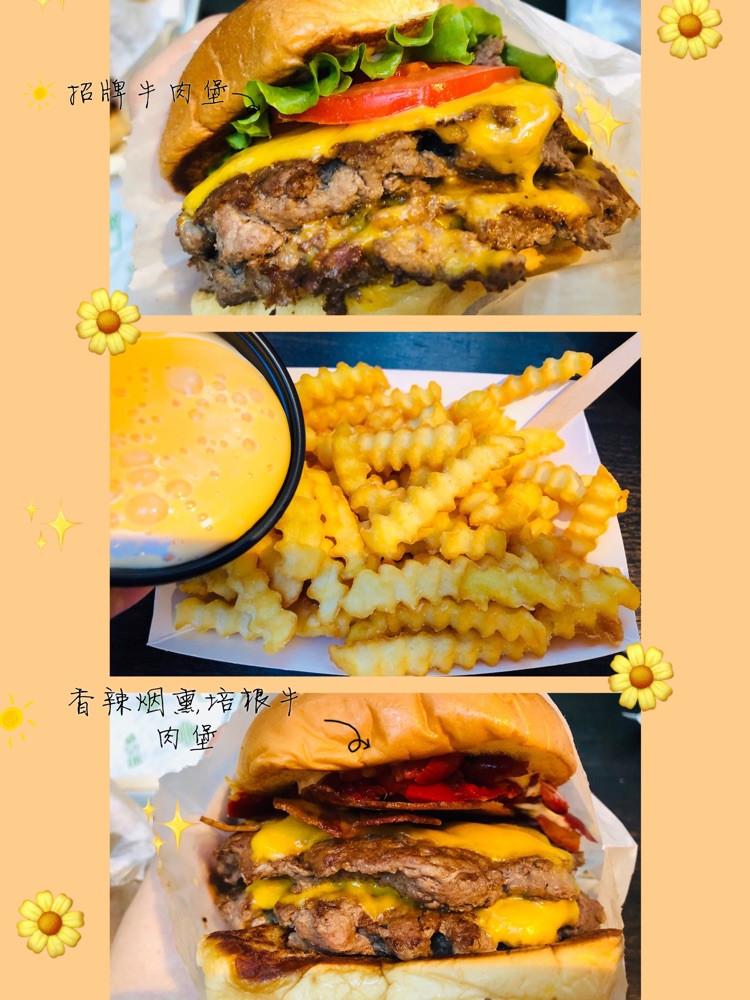 🔥上海美食探店   来自纽约的超人气🍔店❗图3