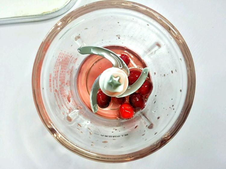 酸香开胃的蔓越莓坚果奶油杯,营养美味,只需10分钟就可做好~图7