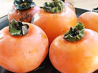 娜娜食堂的一个柿子十块宝,柿叶、柿蒂功效多!!!