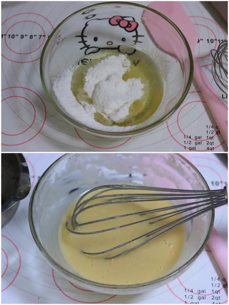 🔥快手简单的小零食原味费南雪,来杯☕️完美图6