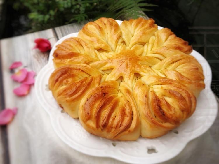 蒜香咸面包图9