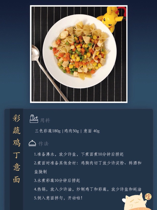 吃货减脂餐 | 9款美味低卡意面合集及菜谱,15分钟搞定‼️图8