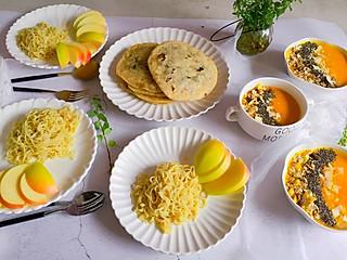 linglingxixi的梅菜做烙饼,不一样的口感。