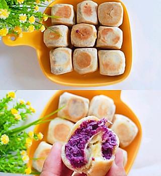 小七_mama的紫薯仙豆糕