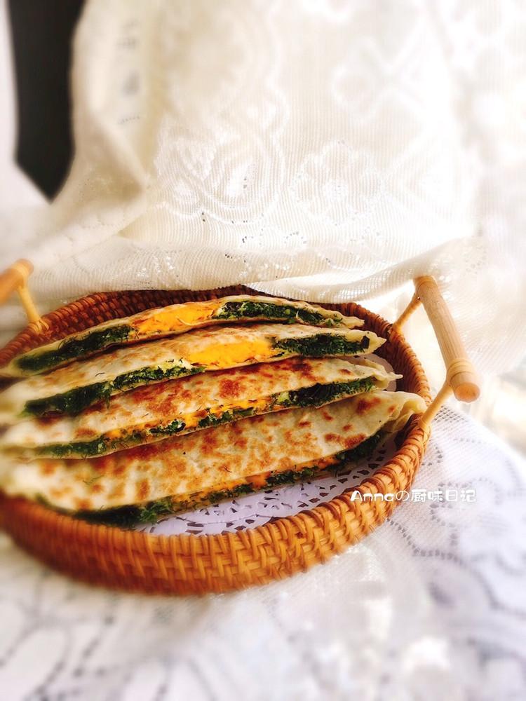 今日早餐:🌮茴香素馅饼                     🍵南瓜小米粥                      🥒凉拌黄瓜图2