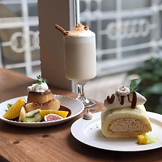 亽食cheecee的探店 | 台湾嘉义一家揉合了时光的甜品店