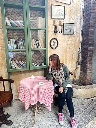 我系波斯Cat的魔都小芳廷意大利古董西餐厅