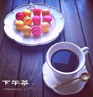 幸福的下午茶☕️😎