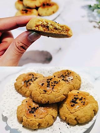 燕子的洋的💯小零食|满口香芝麻桃酥饼