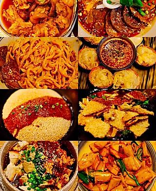 _鼻涕妹的🌹美食探店:分享一家用心的陕菜餐厅,每一道都太合我们的胃口了