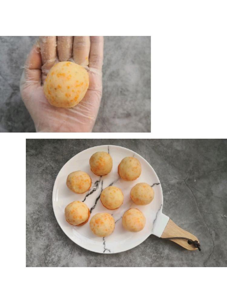 老少皆宜的藜麦养生土豆丸【附制作小贴士】图7
