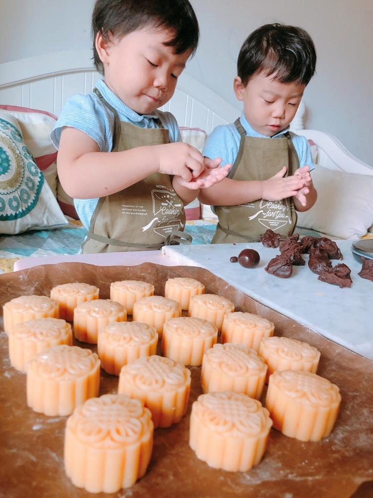 下厨~和孩子一起做些温暖的小事😘图1