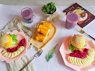 linglingxixi的做一只幸福的吃货,做一枚快乐的厨娘之亲手做汉堡包