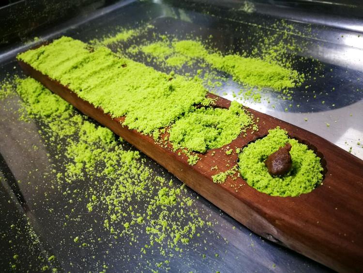 桑叶粉米糕图4