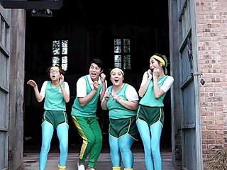 爱吃苹果de熊猫的【跳舞吧 大象】重点推荐